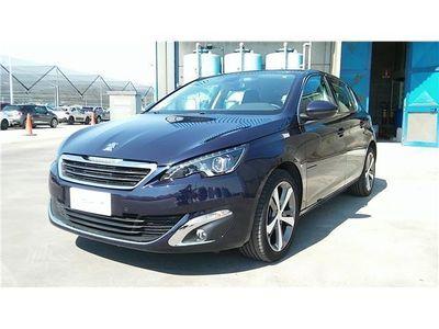 gebraucht Peugeot 308 1.6 Diesel 1.6 bluehdi Allure S&S 120cv 5p