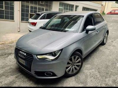 usata Audi A1 SPB 1.6 TDI S tronic S line edition