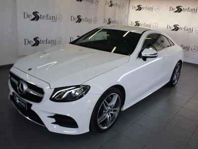 usata Mercedes E220 Classe E - C238 Coupe Diesel E couped Premium 4matic auto