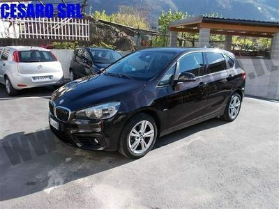 usata BMW 220 Active Tourer d Sport