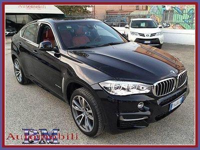 usata BMW X6 M XDRIVE30D MSPORT 249CV TETTO NAVI KAMERA PELLE C20