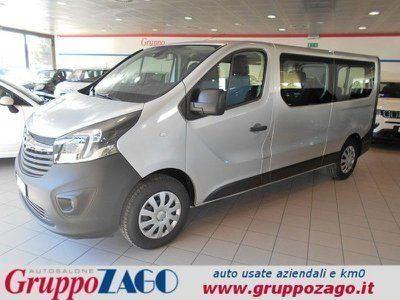 usado Opel Vivaro 29 1.6 BiTurbo S&S L2H1 Combi