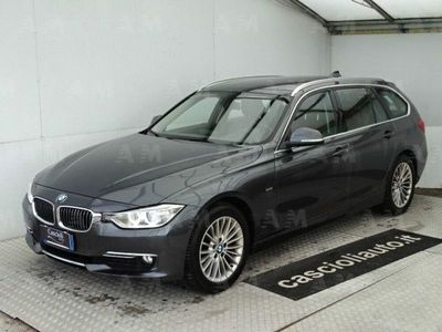 usado BMW 320 Serie 3 Touring d Luxury del 2012 usata a Mosciano Sant'Angelo