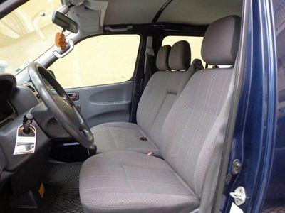 usata Toyota HiAce Furgone 2.5 D-4D Combi 8 posti del 2007 usata a San Giovanni Lupatoto