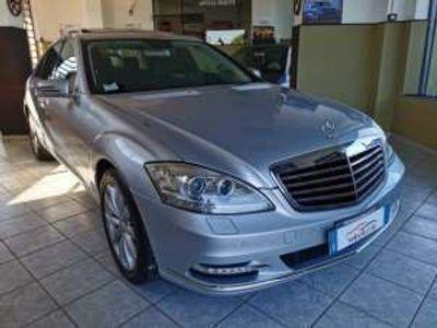 usata Mercedes S400 HYBRID Elettrica/Benzina