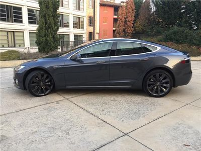 gebraucht Tesla Model S 90D