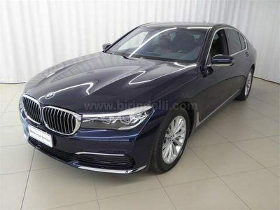 usata BMW 730 d Luxury