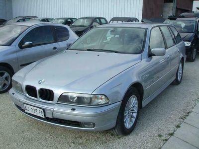 usata BMW 523 Serie 5 Touring i 24V Futura