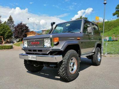 usata Toyota Land Cruiser BJ 71 3.5TD