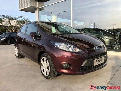 used Ford Fiesta + 1.4 TDCi 68CV 5 porte rif. 10721382