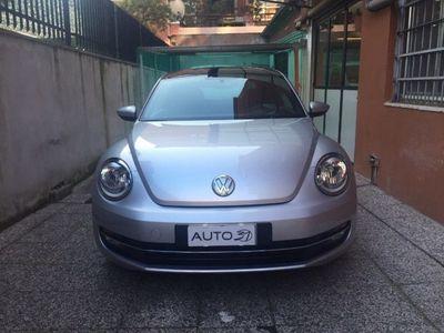 brugt VW Maggiolino 1.6 TDI Design BlueMotion Technology