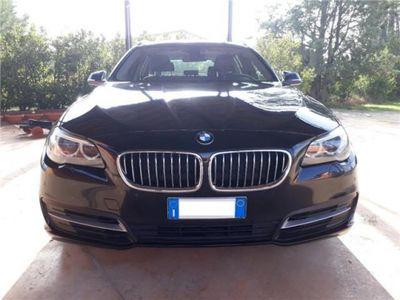usata BMW 518 Serie 5 (F10/F11) Touring Luxury