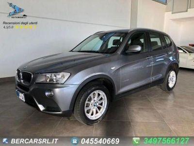 usado BMW X3 xDrive20d Eletta *EURO 5B*