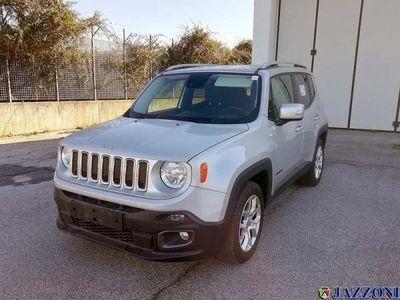 gebraucht Jeep Renegade 1.6 Mjt Limited
