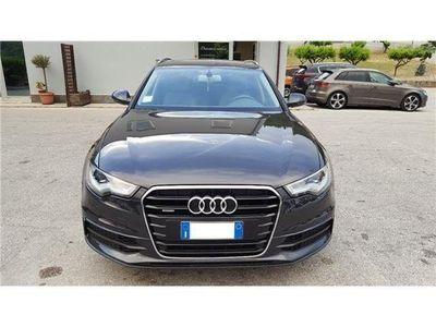brugt Audi A6 Avant 3.0 TDI 245 CV quattro S tronic SLINE