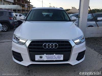 used Audi Q3 2.0 tdi business 140 cv