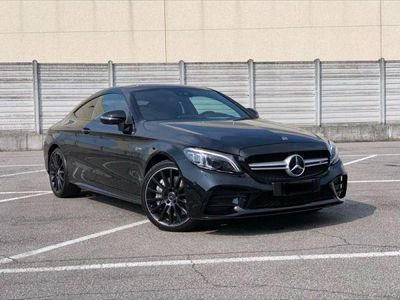 usata Mercedes C43 AMG AMG - A/C/S/W 205 coupe 4matic auto