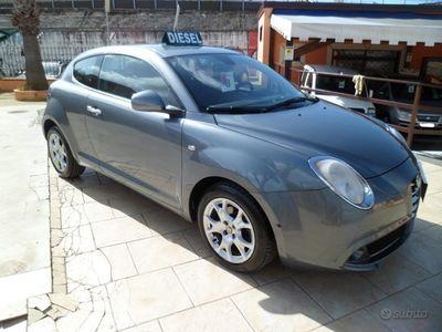 usata Alfa Romeo MiTo multijet 120cv full optional 6m 09