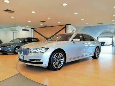 usata BMW 750L Serie 7 i xdrive Eccelsa auto