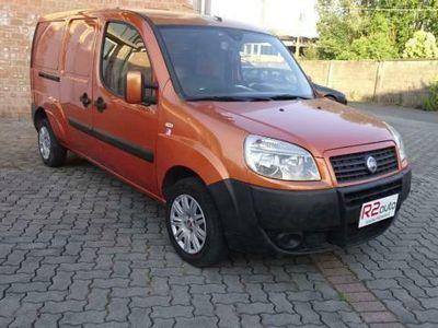usata Fiat Doblò 1.9 MTJ. Maxi maxi
