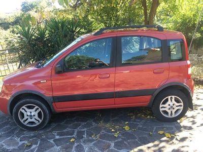 usata Fiat Panda 4x4 1.2 Climbing con impianto a gas