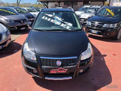 usata Fiat Sedici -anno 2009 1.9 diesel 4x4