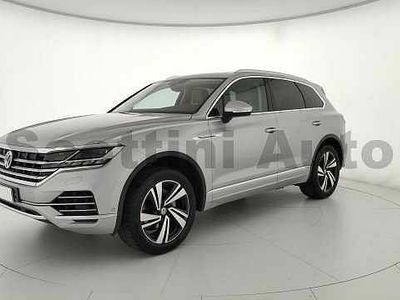 usata VW Touareg 3.0 TDI 286 CV Tiptronic Advanced