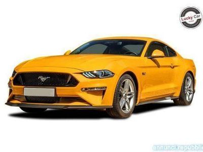 gebraucht Ford Mustang GT Fastback 5.0 V8 TiVCT aut. (in color BIANCO) Roma