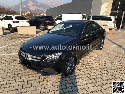 usata Mercedes C200 C 200d Sport (BT) auto