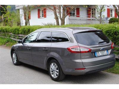 usata Ford Mondeo 1.6 EcoBoost 160 CV Start&Stop 4 porte New Titanium