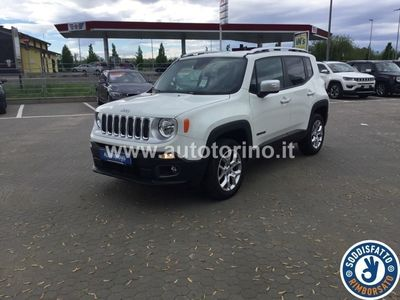 usata Jeep Renegade RENEGADE2.0 mjt Limited 4wd 140cv