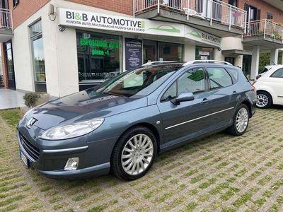 usata Peugeot 407 2.7 V6 HDi aut. SW Féline