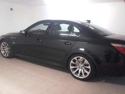 usata BMW M5 cat perfetto come nuovo solo 57300 km