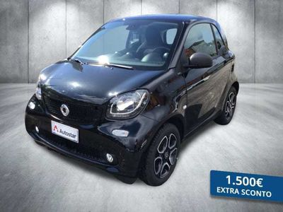 usata Smart ForTwo Coupé FORTWO1.0 Passion 71cv twinamic my18