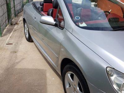 used Peugeot 307 CC 2.0 16V CC