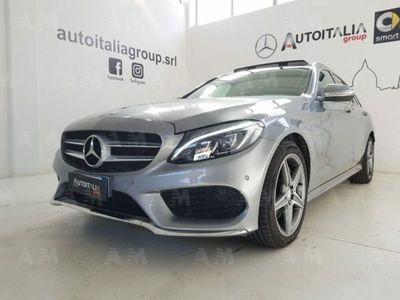 usata Mercedes E250 Classe C Station Wagon d Automatic Premium del 2015 usata a Pisa