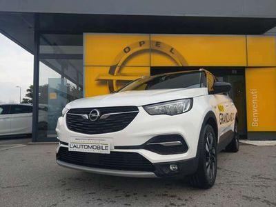 usata Opel Grandland X 1.2 Turbo 130 CV AT8 Elegance - SEDE DI ALBA