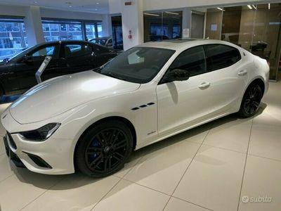 usata Maserati Ghibli MHEV Gransport 330CV