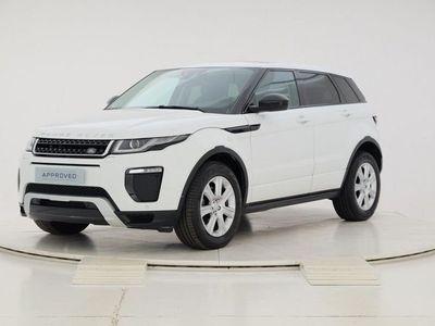 usata Land Rover Range Rover evoque 2.0 TD4 150 CV 5p. SE Dyna