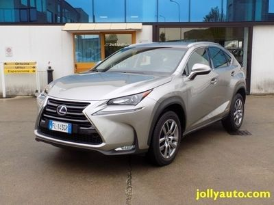 used Lexus NX300h EXECUTIVE HYBRID 4WD AUTOMATICA