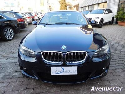 usata BMW 330 Cabriolet d Msport AUTOMATICA NAVIGATORE PELLE 18''