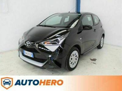 usata Toyota Aygo 1.0 VVT-i 72 CV 5 porte x-play PARI AL NUOVO!!! Benzina