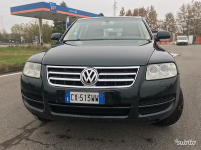 brugt VW Touareg 2.5 diesel,cambio automatico