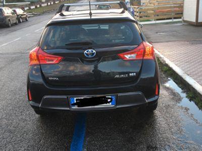 usata Toyota Auris Hybrid con soli 38.00km