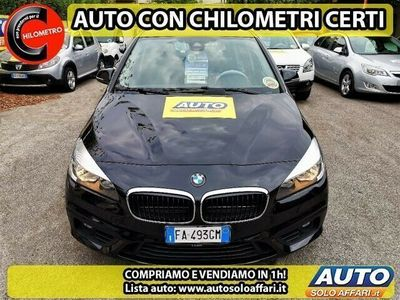 usata BMW 218 Active Tourer d 60.000KM TAGL. FINANZIABILE
