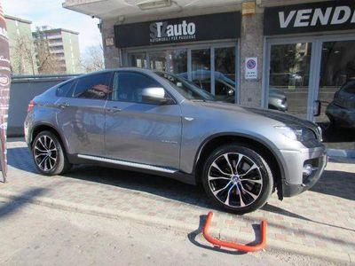 gebraucht BMW X6 xDrive35d Futura