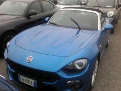 usata Fiat 124 Spider 1.4 multiair lusso benzina