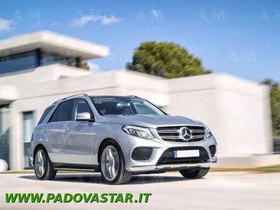 usata Mercedes 350 GLE suvd 4Matic Sport del 2018 usata a Limena