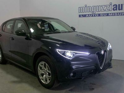 """usata Alfa Romeo Stelvio 2.2 TURBODIESEL 210 CV AT8 Q4 SUPER AWD - TELECAMERA - 18"""""""