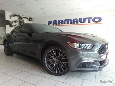 used Ford Mustang Fastback 2.3 EcoBoost aut.